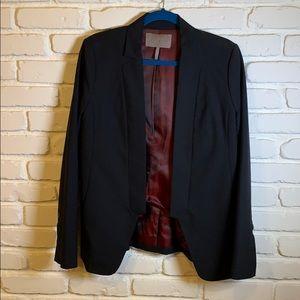 Halston Heritage Black Blazer
